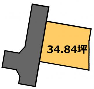 【土地図】栗又四ケ 110万円