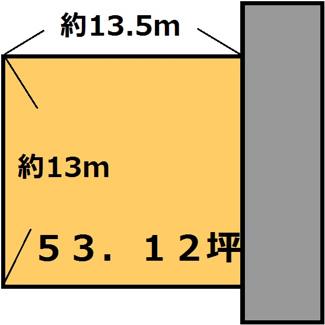 【土地図】12所団地 90万円