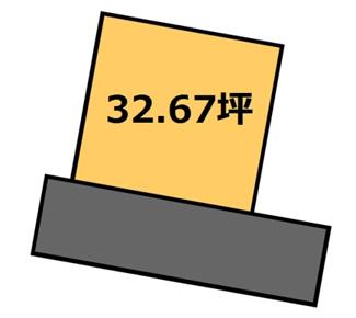 【土地図】栗又四ケ 82万円