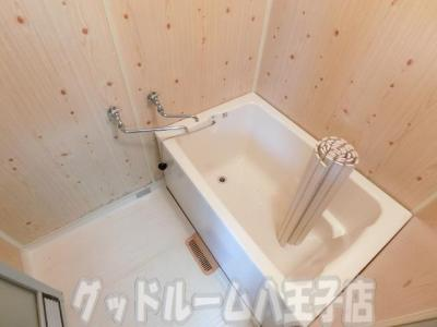 【浴室】ハウス高尾