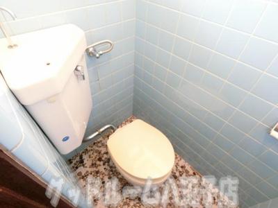【トイレ】ハウス高尾