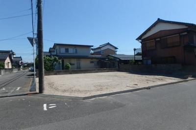 【外観】境港市誠道町売地