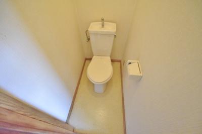 【トイレ】ブリッジハウス