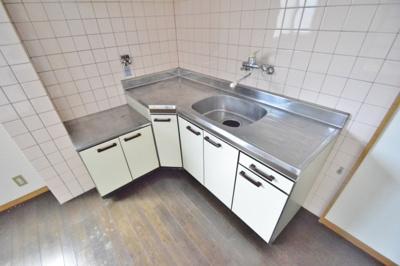 【キッチン】ブリッジハウス