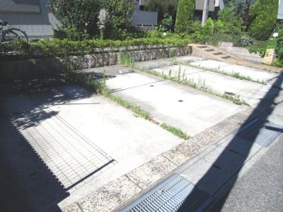 【駐車場】シャトー・コエモンⅢI棟