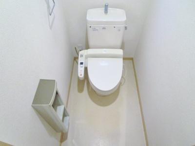 【トイレ】シャトー・コエモンⅢI棟