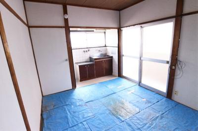 【寝室】和田林文化