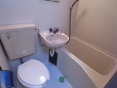 【浴室】第三大田ビル