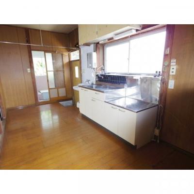 【キッチン】北原アパート