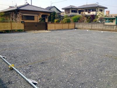 【外観】蓮 月極駐車場