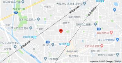 【地図】アイブライト