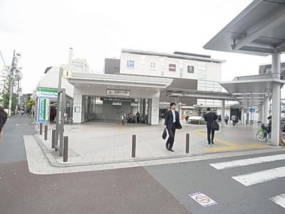 ※武蔵小山駅周辺の写真となります。