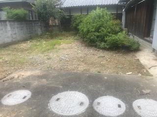 【庭】【中古戸建】荒川中学校区・54130