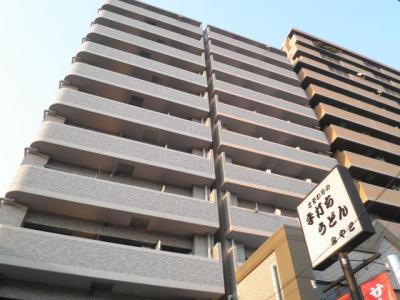 【外観】朝日プラザ都島北通タウンルーム