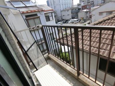 【バルコニー】サンパレス21西宮上甲子園
