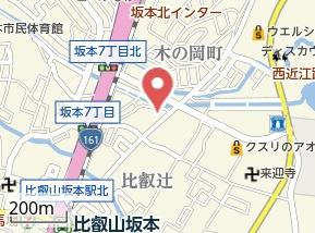 【地図】八景ビル