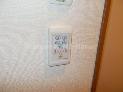 グレースサイネリアの床暖房