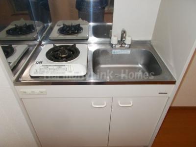 グレースサイネリアのコンパクトなキッチンで掃除もラクラク☆