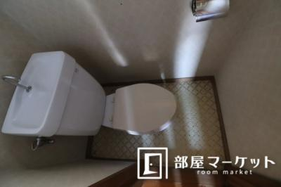 【トイレ】コーポ堂前