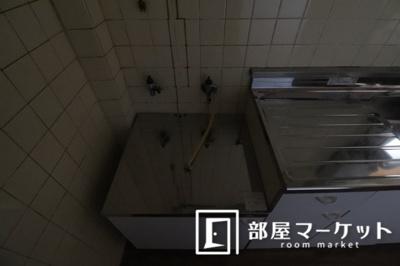 【シャワールーム】コーポ堂前