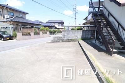 【駐車場】コーポ堂前