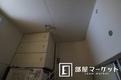 【浴室】コーポ堂前