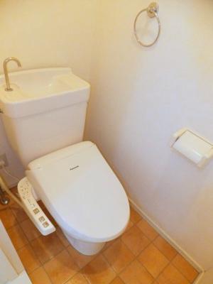 【トイレ】クレセント府中