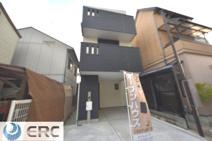 JR東海道本線 快速停車駅『住吉』駅徒歩10分の新築戸建の画像