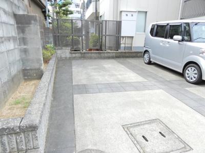 【駐車場】数土ビル