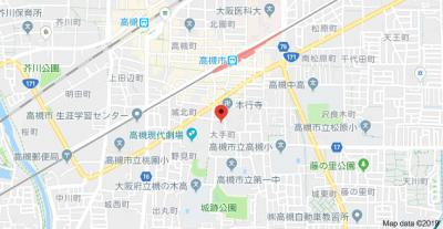 【地図】数土ビル