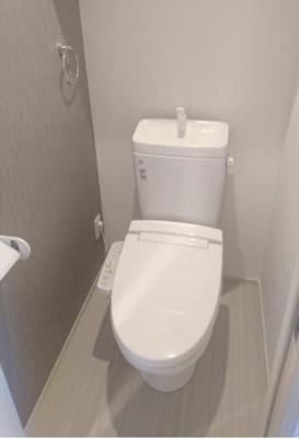 Sunny Placeのトイレも気になるポイント☆