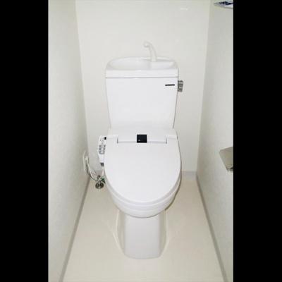 アルテカーサアリビエ東京イーストのトイレ
