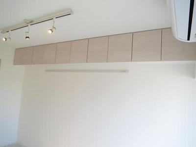 マキシヴ東向島フュージョナルの吊戸棚