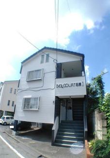 【外観】高崎市石原町一棟アパート