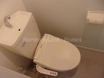 Residential Sakurajosuiのトイレ☆