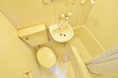 【トイレ】南大伴ハイツ