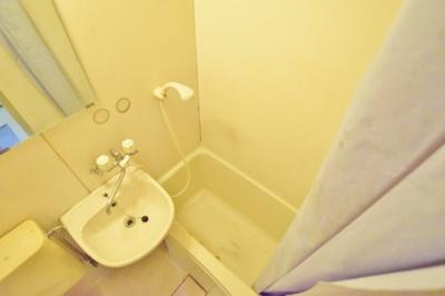 【浴室】南大伴ハイツ