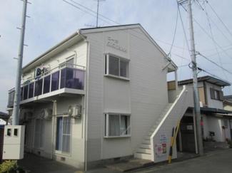 【外観】浜松市北区三方原町一棟アパート
