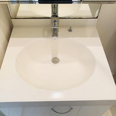 プルメリアールの独立洗面台