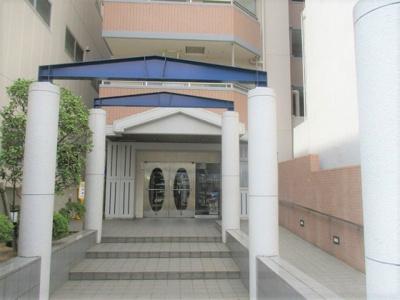 【エントランス】クルーセ長田駅前