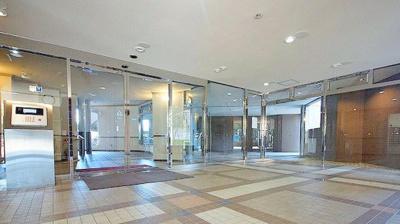 【エントランス】イーストパークス大島ノーザンスクエア リ フォーム済 空室 大島駅2分