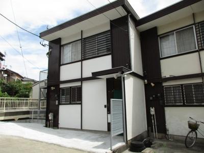【外観】高ケ坂テラスハウス