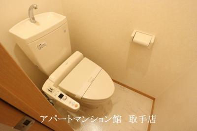 【トイレ】クレールⅢ
