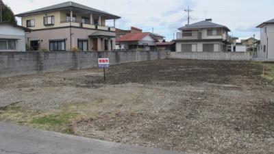 【外観】那須塩原市西栄町1291万円 土地