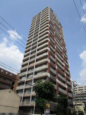 【外観】シティタワー北堀江