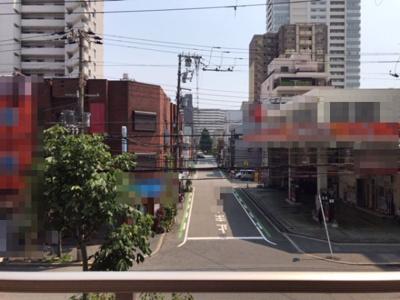 【展望】シティタワー北堀江