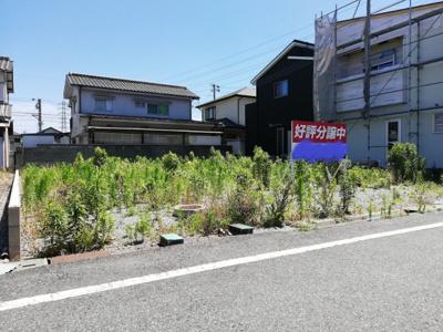 【外観】大津区新町売土地