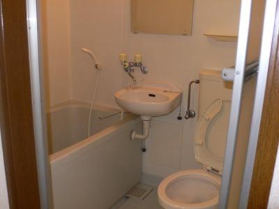 【浴室】プラザナカムラ