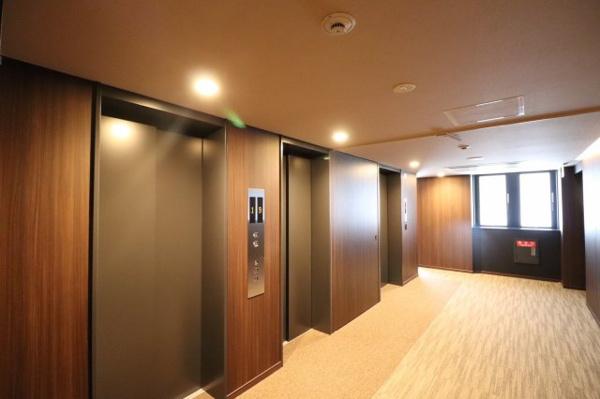 【エレベーターホール】エレベーターホールです