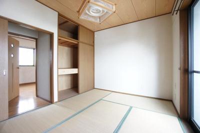 【和室】メゾンアザミ